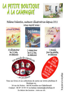 LA PETITE BOUTIQUE A LA CAMPAGNE Atelier d'Hélène Valentin