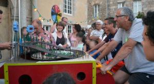 La P'tite Fête Foraine - Cie Machtiern Renc'Arts sous les Remparts