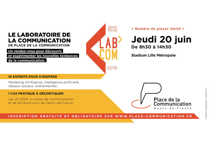 LAB COM - Place de la communication Le Stadium