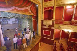 Laissez vous conter le théâtre Blossac ! Théâtre Blossac