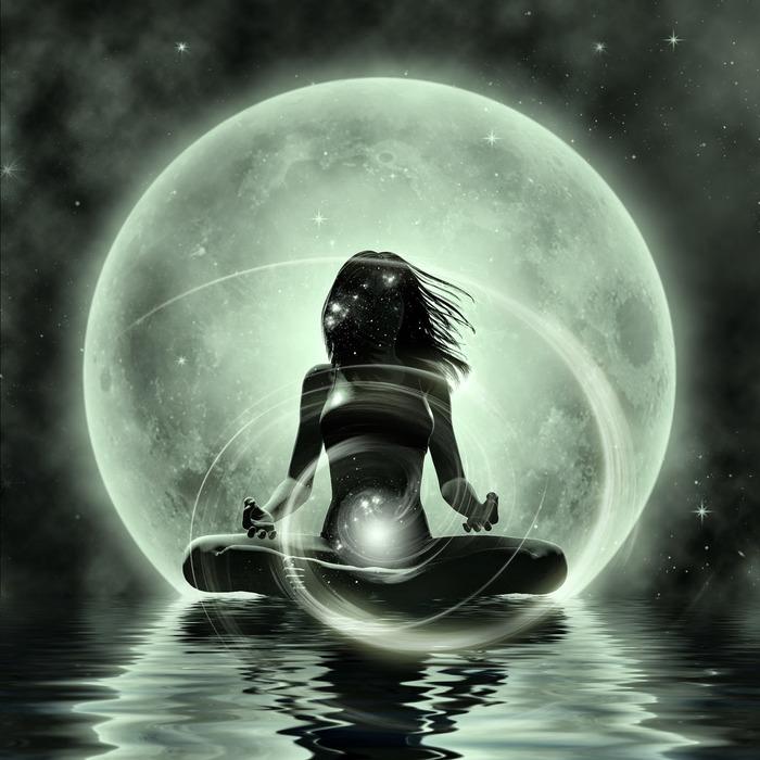 Méditation de Nouvelle Lune - Régénération de l'Utérus. L'Arbre de Vie