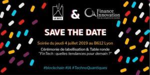 Soirée B612 & Finance Innovation Le B612
