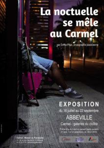 La noctuelle se mêle au Carmel Le Carmel - Maison du patrimoine