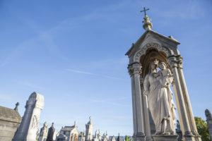 Le cimetière du Crêt-de-Roc Cimetière du Crêt-de-Roc