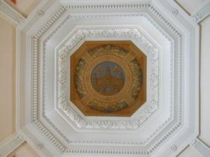 Visite du Dôme Le Dôme (ancienne salle des fêtes)