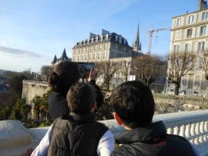 Le patrimoine de Pau en stop motion Ville de pau