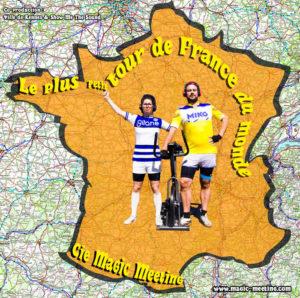 Le plus petit tour de France du monde Îlot Sainte-Anne