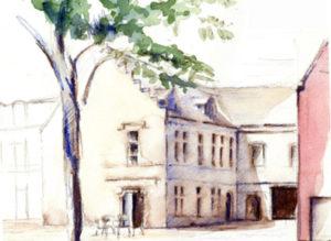 Exposition Le refuge de l'abbaye d'Etrun