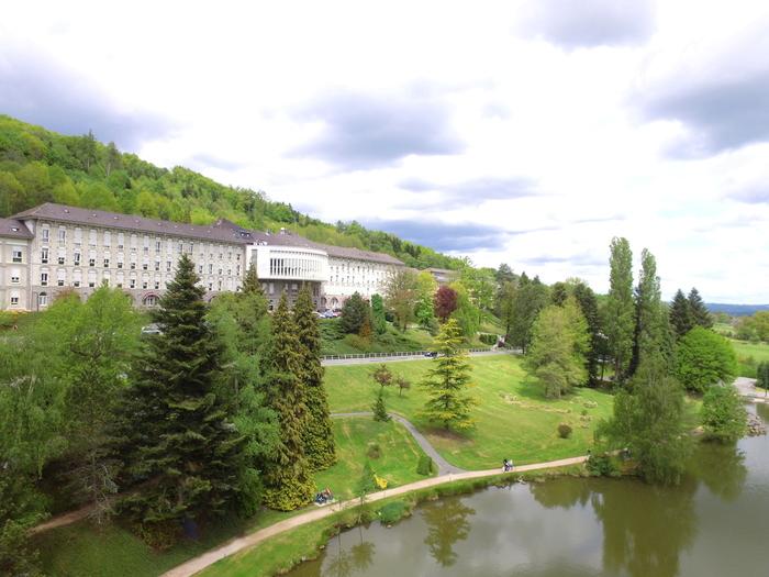 Le sanatorium des instituteurs de Sainte-Feyre : d'hier à aujourd'hui Sanatorium de Sainte-Feyre