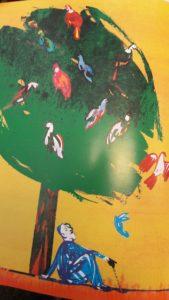 Lecture de contes méditerranéens pour petits et grands Institut Universitaire Européen Rachi