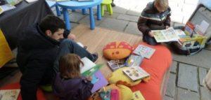 Lectures sur le marché Place Saint Aubin 44350 Guerande