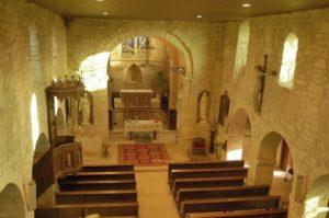 L'église Saint-Pierre de Prouilly ouvre ses portes Eglise Saint-Pierre