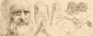 Léonardo Da Vinci : l'inventeur du futur lycée Simone Weil