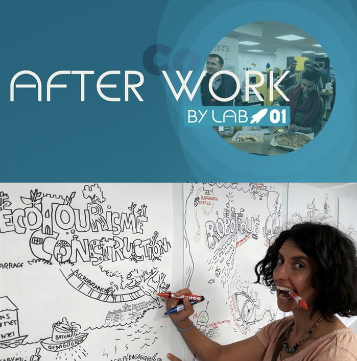 Les After Work du LAB01 LAB01 - Bar de l'innovation/fab lab