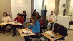 Les Ateliers Créatifs - les ateliers adultes Musée départemental d'art ancien et contemporain