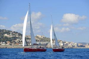 Les défenses Vauban du port de Sète Base Tabarly