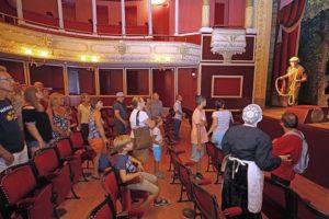 Les fantômes du théâtre Blossac Théâtre Blossac