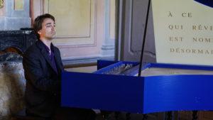 Les Folies françaises - Récital de clavecin Les Charmettes