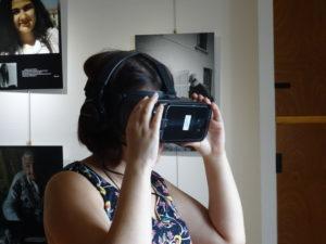 Les momies en réalité virtuelle Collégiale
