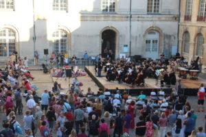 Les Musiques du Palais : concert participatif et en plein air Palais des Ducs et des États de Bourgogne - cuisines ducales