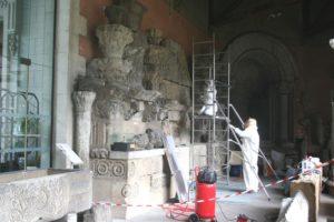 Les sculptures de Saint-Front restaurées ! Musée d'Art et d'Archéologie du Périgord (Maap)