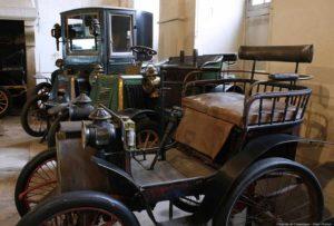 Let's move - Regards croisés sur le musée national de la Voiture / Mime-poésie Palais impérial de Compiègne