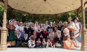 Initiation aux danses traditionnelles Local de l'association Empi et Riaume