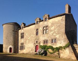 Le Logis du Puy-Blain ouvre ses portes au public Logis du Puy-Blain