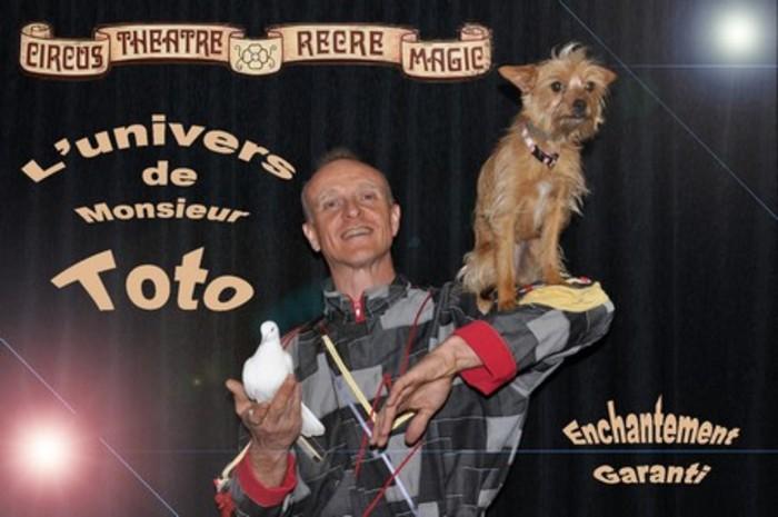L'univers de Toto Place Savène