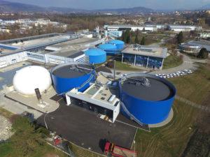 SILA - l'usine Siloé ou comment produire du biométhane? SILA -  Usine Siloé