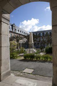 """Exposition : """"Le lycée Pierre Bourdan au coeur du patrimoine guéretois depuis 1880"""" Lycée Pierre Bourdan"""