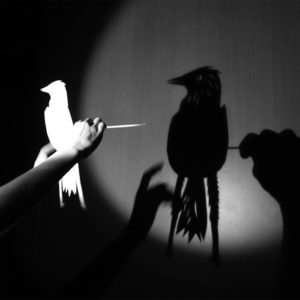 Atelier créatif «S'ombres héros » par l'artiste Caroline Milin Maison de la Catalanité