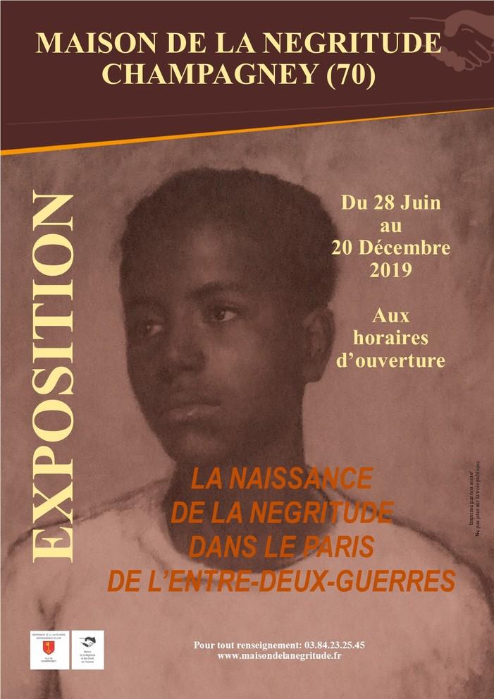 Exposition temporaire : la naissance de la Négritude dans le Paris de l'entre-deux-guerres Maison de la Négritude et des Droits de l'Homme