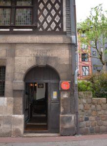 Visite libre de la Maison natale Pierre Corneille Maison natale de Pierre Corneille