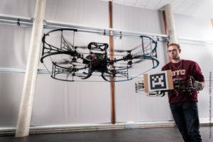 Mini-drones Le Village de la Technologie de l'UTC et de l'ESCOM