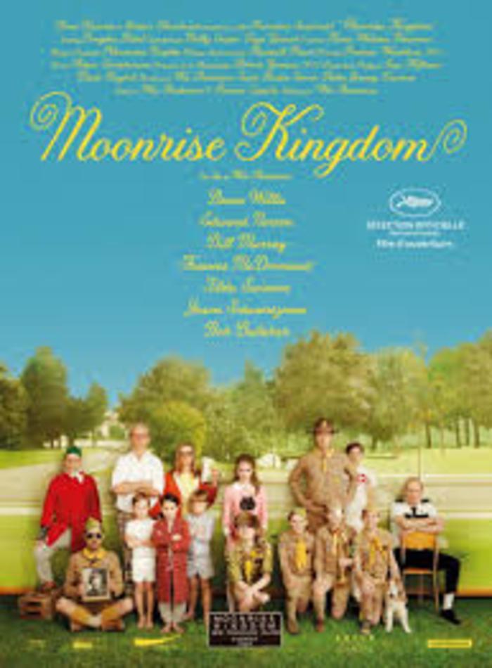 Moonrise Kingdom Médiathèque André-Malraux