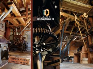 Moulin de Maupertuis Moulin de Maupertuis