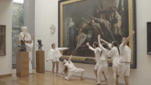"""Mouvement improvisé ou chorégraphié... optez pour l'art de """"bimer"""" ! Palais du Tau"""