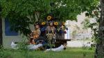 Déambulation estivale à la découverte des mounaques du village Mouzieys-Panens