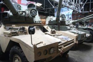 Visite libre du Musée de Blindés Musée de blindés de la Militaire Association Troyenne
