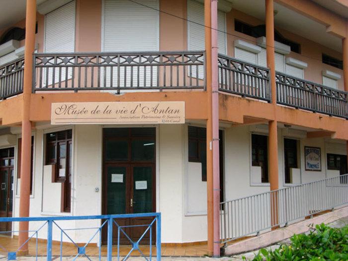 Visite libre du musée Musée de la vie d'antan