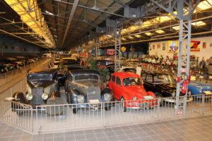 Musée de l'automobile Musée de l'automobile de Reims Champagne