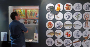 Visite guidée de l'exposition « L'Ain au menu. Un art de la gastronomie » Musée départemental du Bugey-Valromey