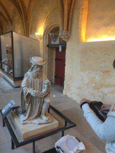 Atelier Musée du cloître Saint-Corneille