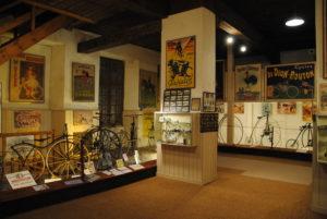 Musée du Vélo Abbaye de Trois-Fontaines
