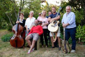 Musique avec Les Amis du jardin Un jardin pour tous les sens
