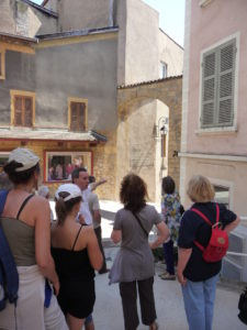 Visite du Vieil Arbresle Office de tourisme du Pays de L'Arbresle