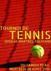 OPEN de Martres-Tolosane Martres-Tolosane Tennis Club