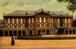 Opéra de Metz-Métropole : petites et grande histoires Médiathèque Verlaine