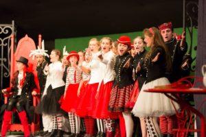 Opéra féérie d'Offenbach Haras National du Pin